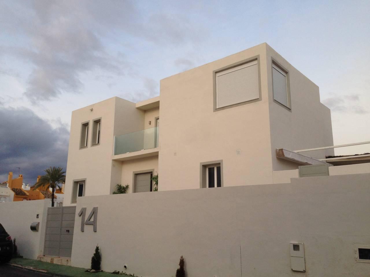 Apartment luxury 6 rooms villa with pool   jacuzzi - P banus photo 25662525