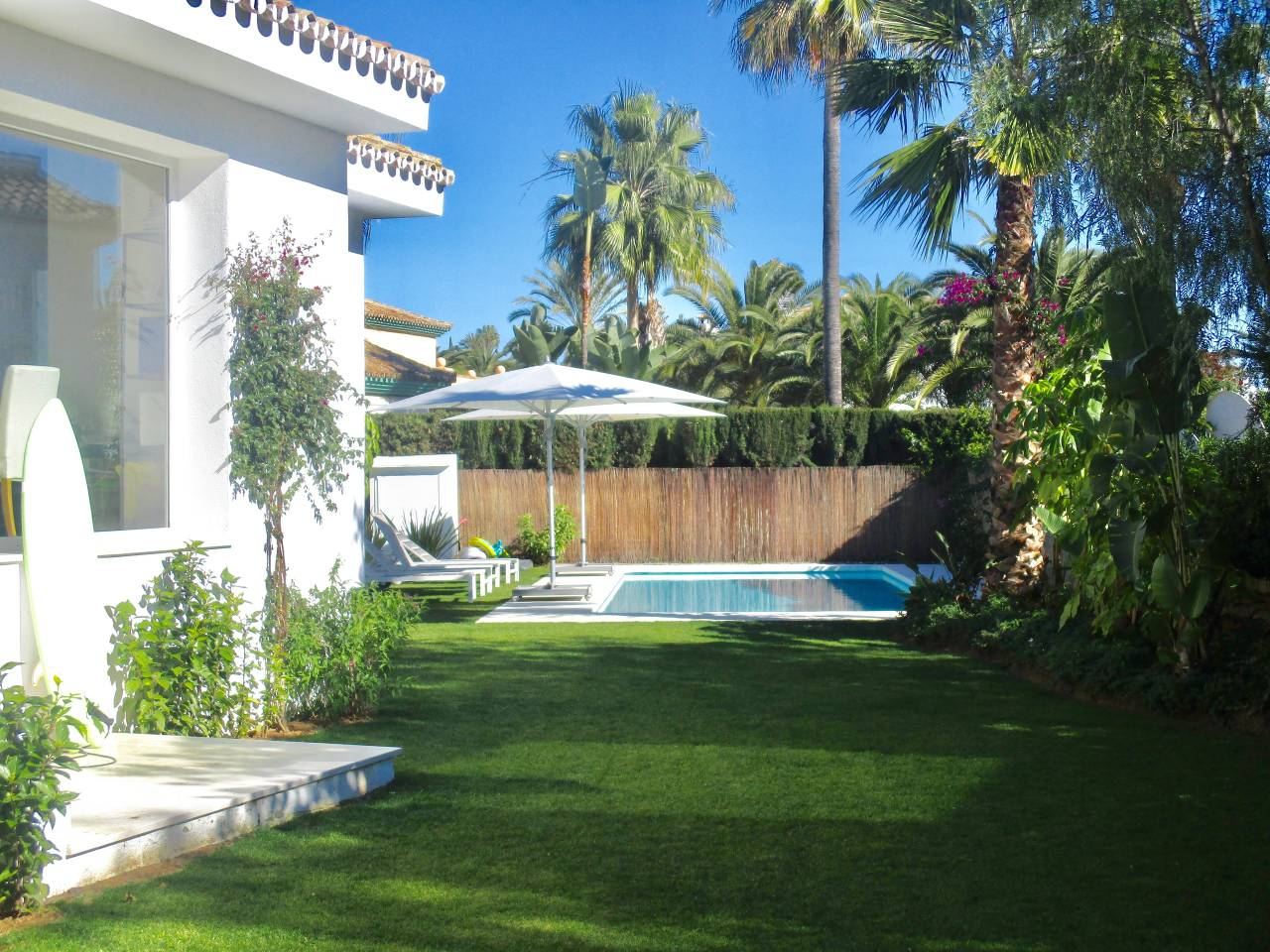 Apartment 300 m from beach Tropical Villa for best vacation photo 25905577