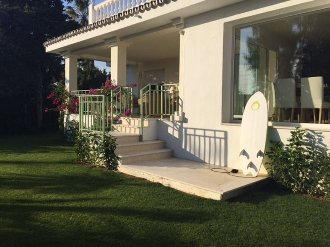 Apartment 300 m from beach Tropical Villa for best vacation photo 25905590