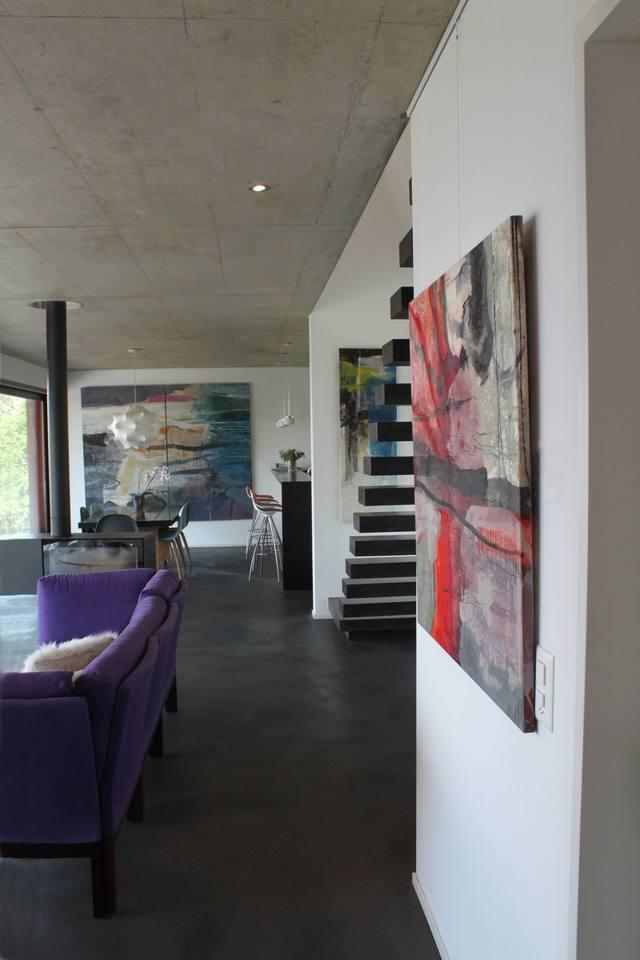 Modern artistic villa with unbeliveble lake views photo 28629625