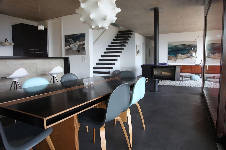 Modern artistic villa with unbeliveble lake views photo 28629624