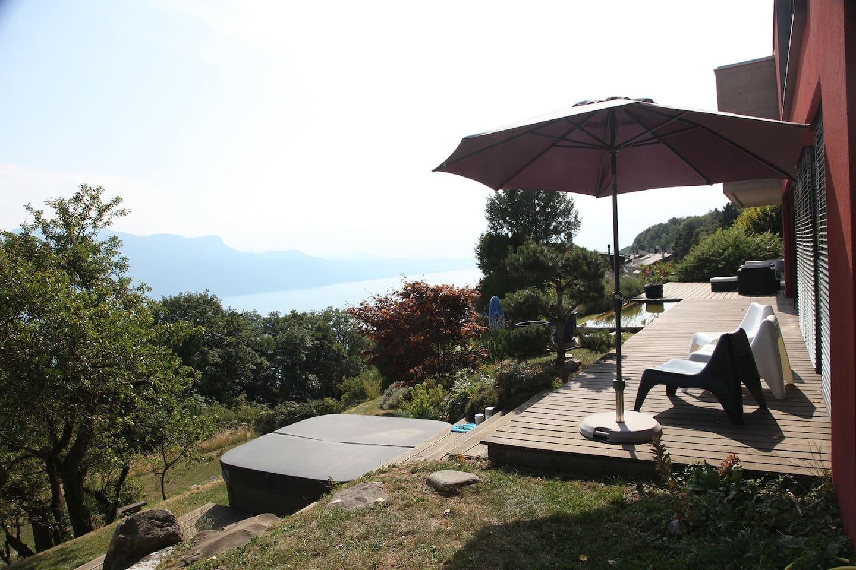 Apartment Modern artistic villa with unbeliveble lake views photo 28629639