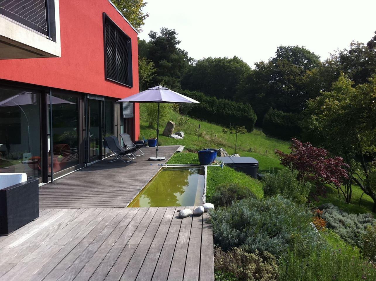 Apartment Modern artistic villa with unbeliveble lake views photo 28629640