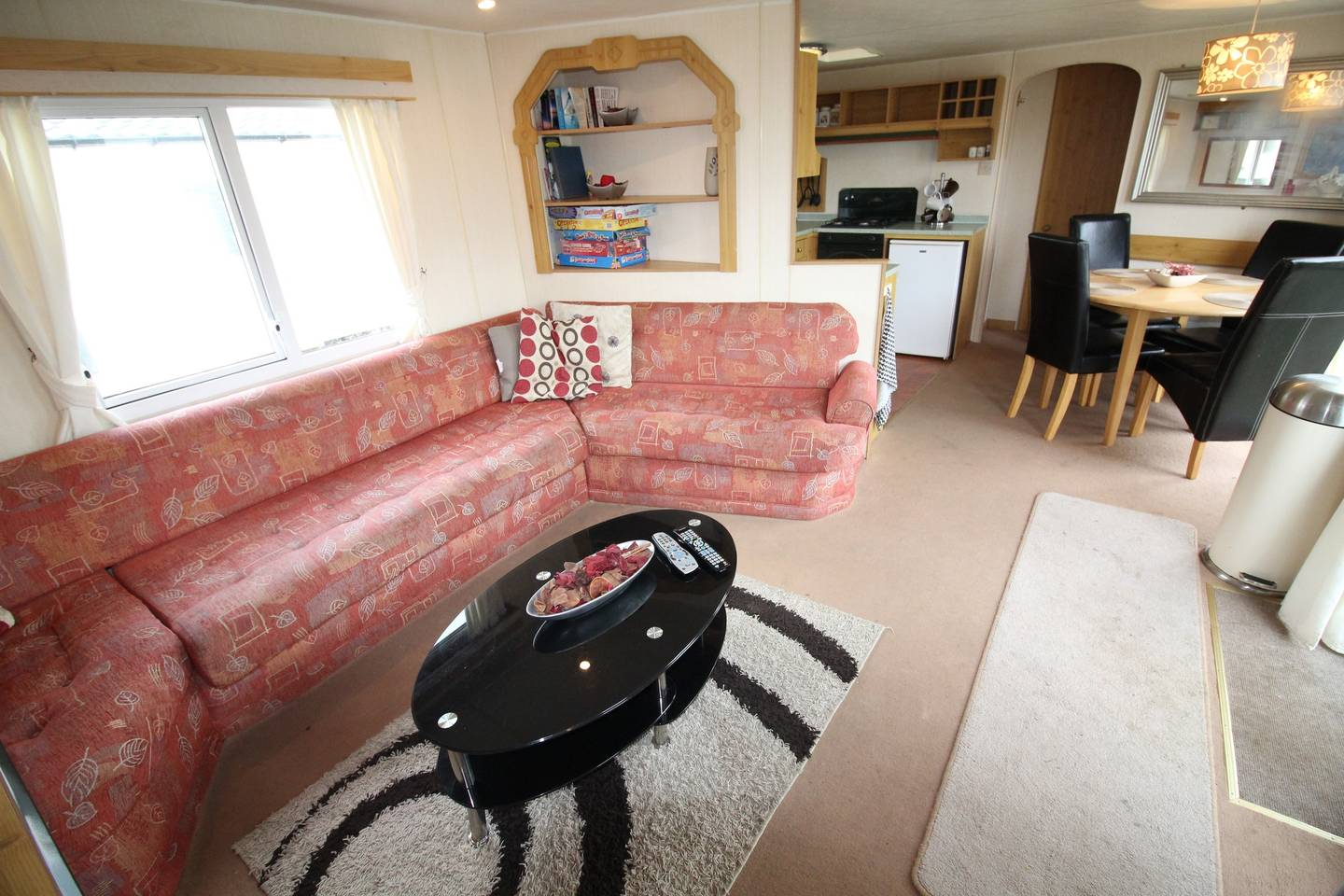 Apartment 3 Bed Caravan  Reighton Sands  Filey photo 18853158