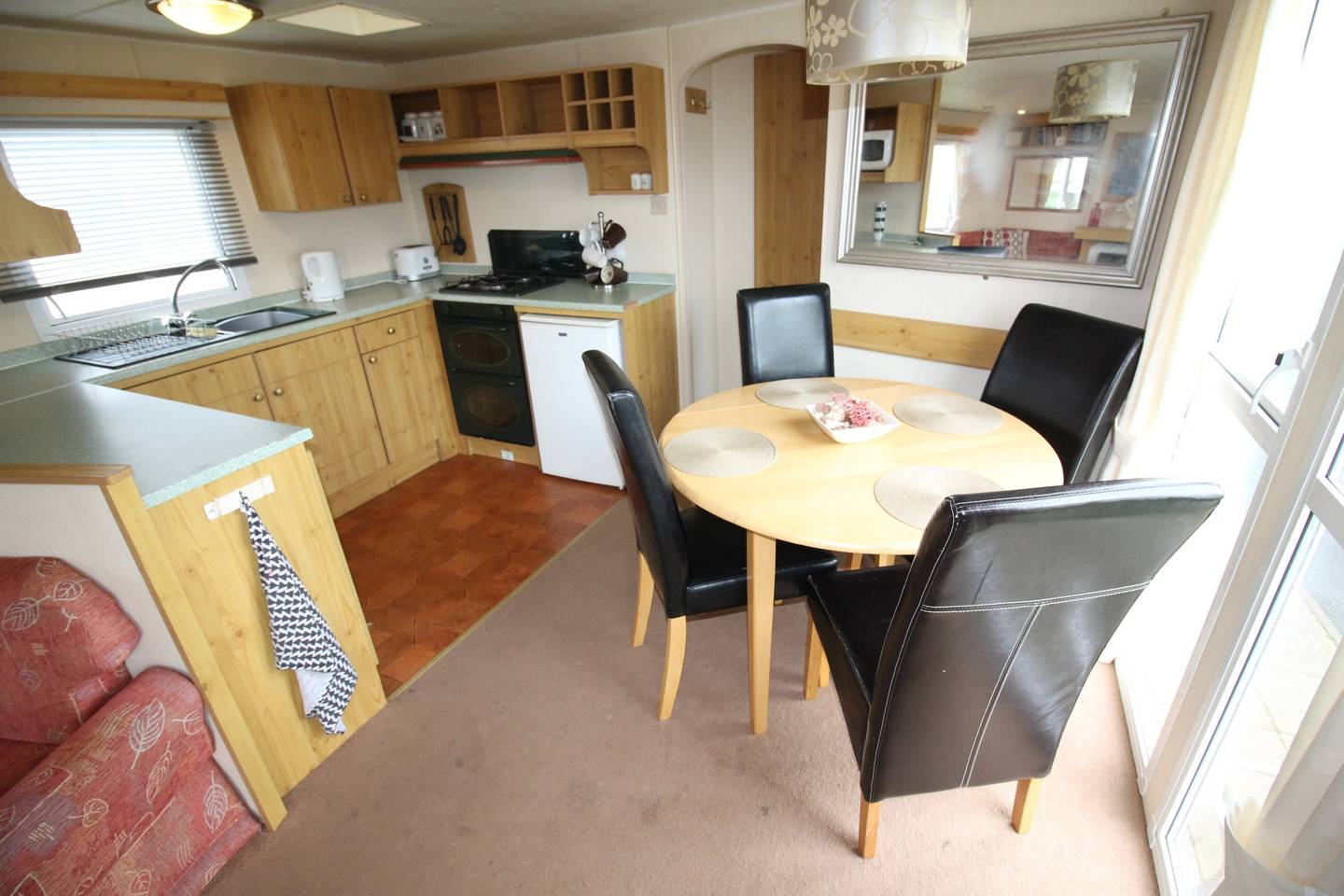 Apartment 3 Bed Caravan  Reighton Sands  Filey photo 18397735