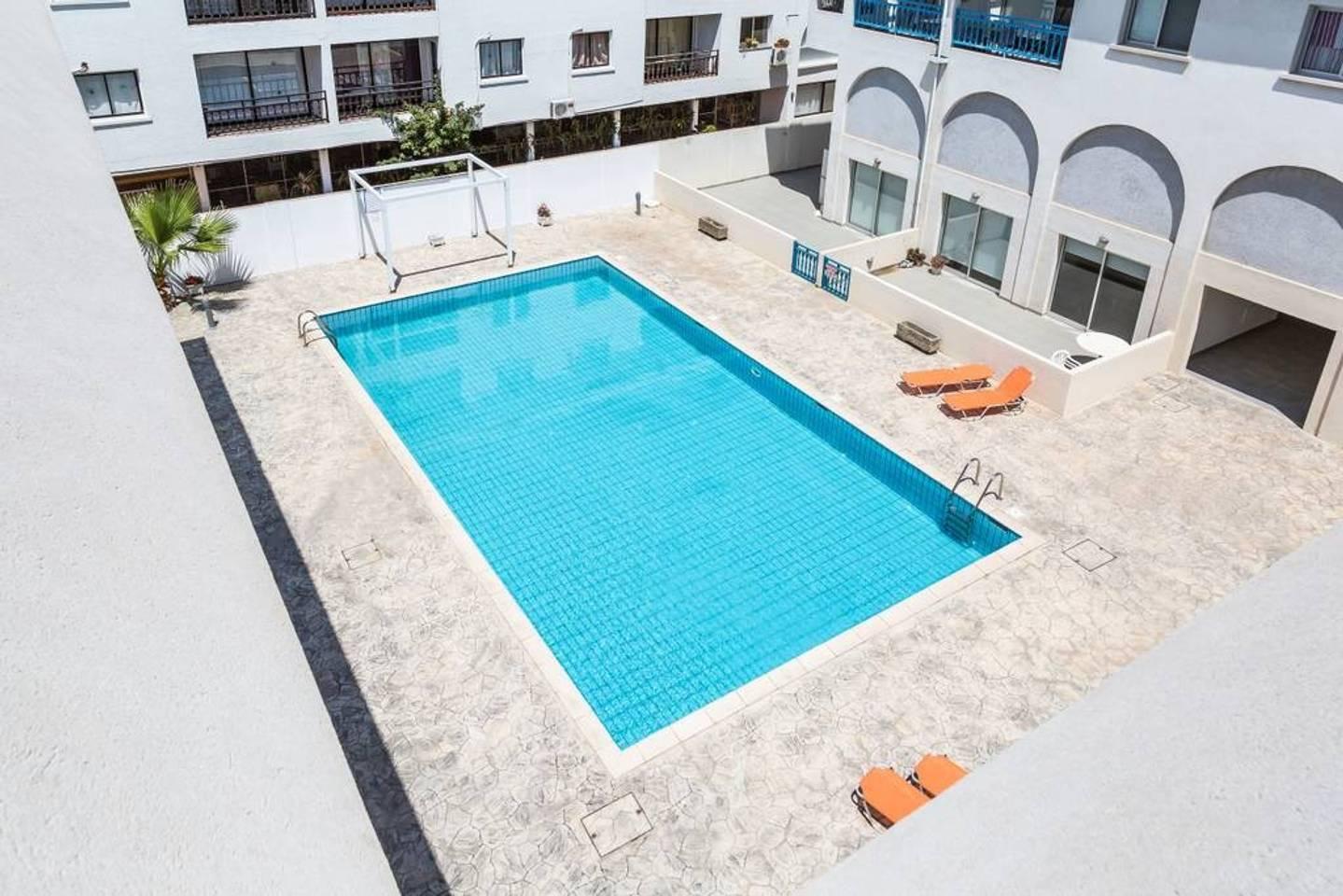 Apartment Large Studio Apt   Ayia Napa Centre   WiFi   Pool   Parking  116  photo 23860703