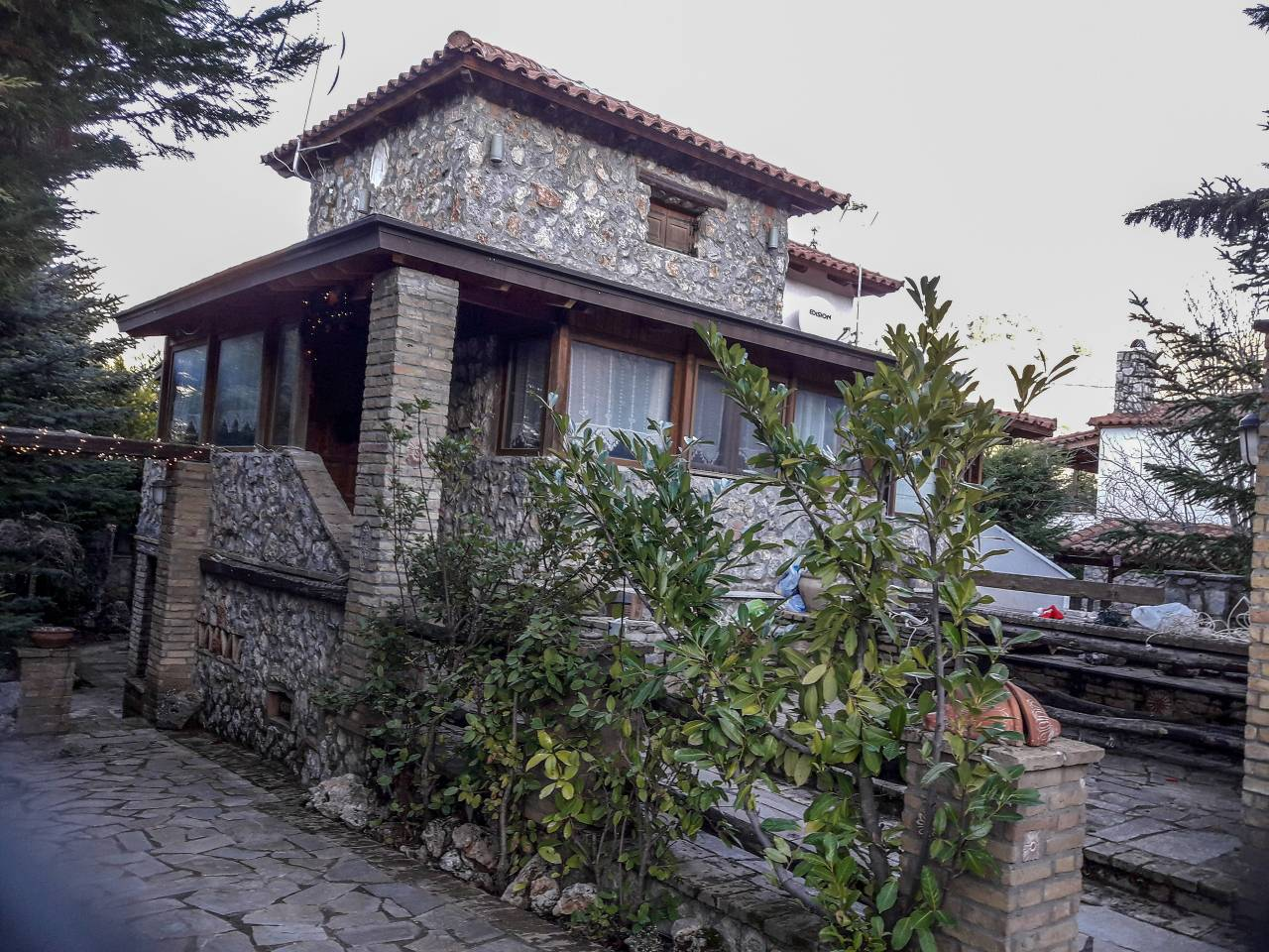 Ferienhaus The perfect family abode for vacation in Arachova (3bed/3bath) Sleeps 7! (2421895), Arachova, , Zentralgriechenland, Griechenland, Bild 1