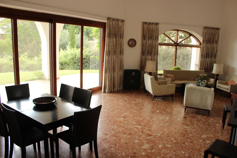 Amazing villa with pool, garden & playground photo 25978841