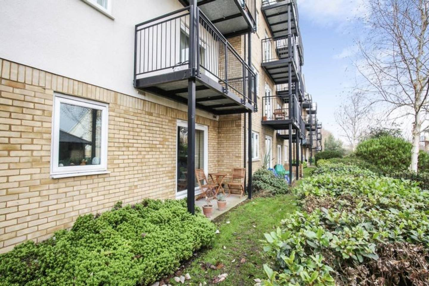 Apartment Modern Flat By Hitchin Station with Free Parking photo 18299847