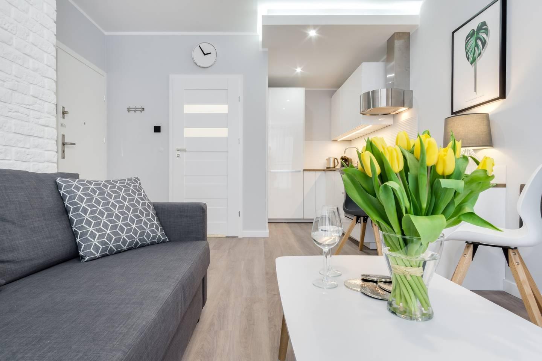 Apartment Modern Studio Apartment photo 17925982