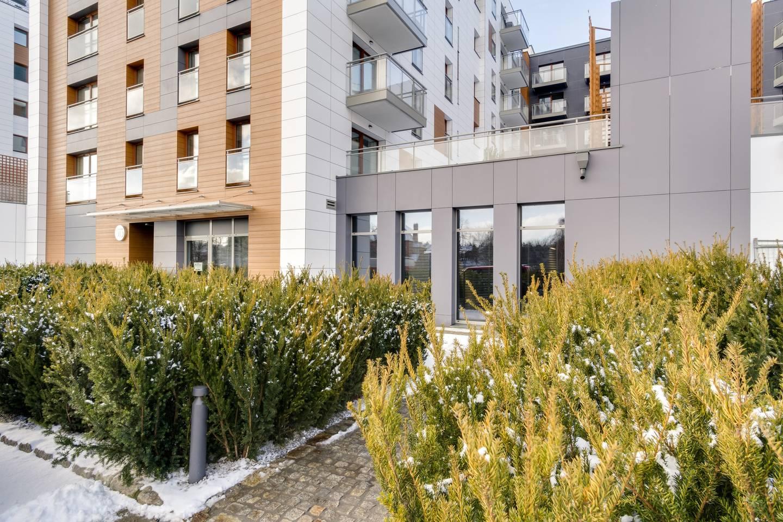Apartment Modern Studio Apartment photo 18360590