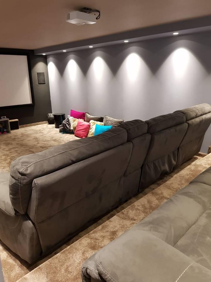 Apartment Gorgeous villa with a cinema room in Caesarea photo 25970362