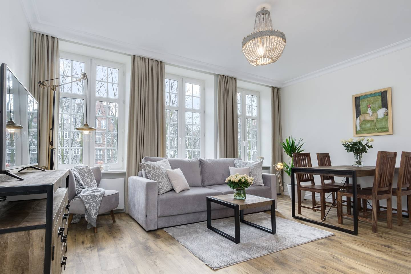 Apartment Kings Queens in Oldtown  stylish  sunny  spacious photo 28161369
