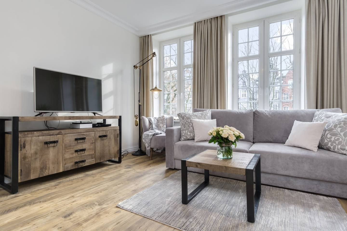 Apartment Kings Queens in Oldtown  stylish  sunny  spacious photo 28174557