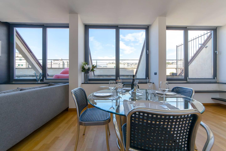 Apartment Hintown Perfect Penthouse next to Acquario photo 18052233