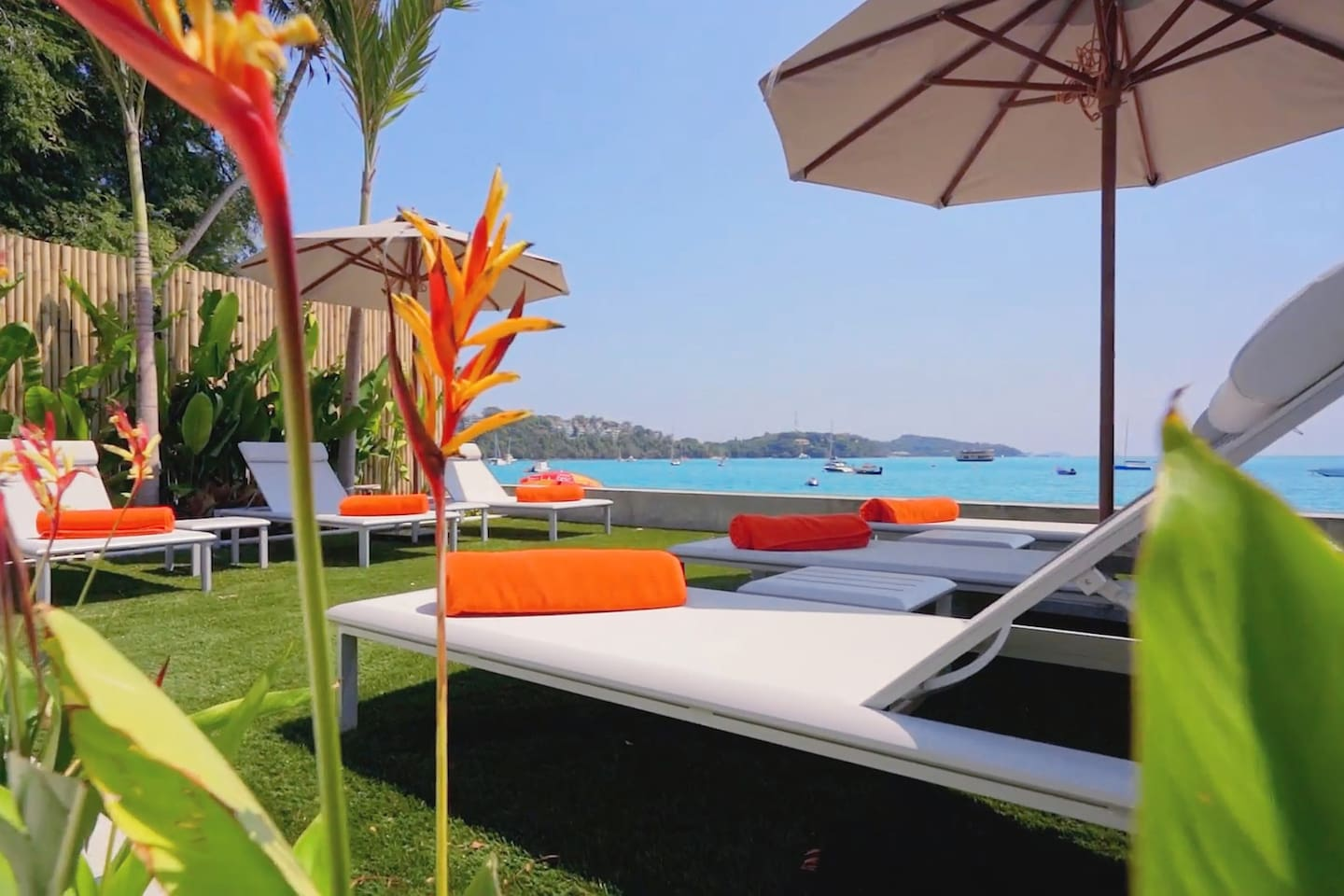Great  modern Seafront Villa with Infinity Pool photo 23855349