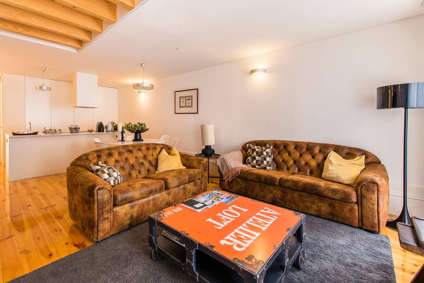 DA'Home - Almada Luxurious Duplex photo 5343518