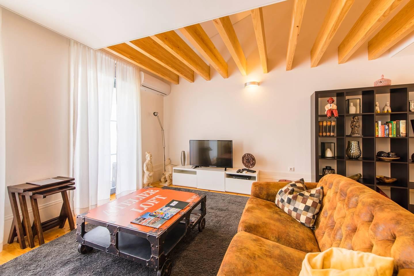 Apartment DA Home - Almada Luxurious Duplex photo 16795807