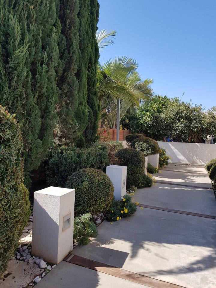 Apartment Gorgeous villa with a cinema room in Caesarea photo 25970368