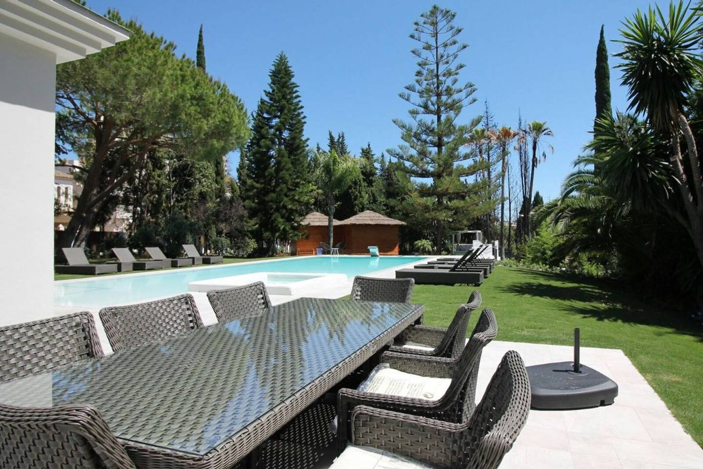 CHIC Spanish Villa pool & spa next to golf cours photo 16258974
