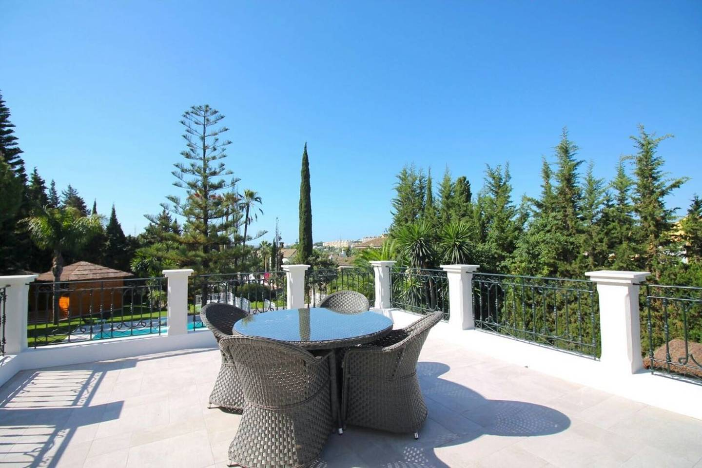 Apartment CHIC Spanish Villa pool   spa next to golf cours photo 28511022
