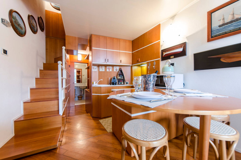 Apartment Hintown Stylish Seaview Apartment in Portofino photo 18397289