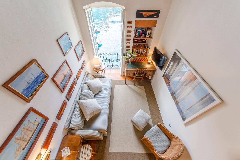 Hintown Stylish Seaview Apartment in Portofino photo 13801132