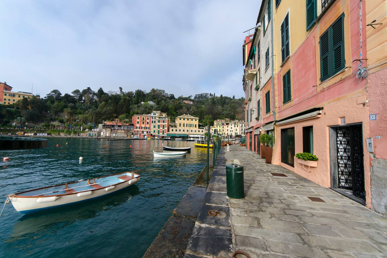 Hintown Stylish Seaview Apartment in Portofino photo 13801126