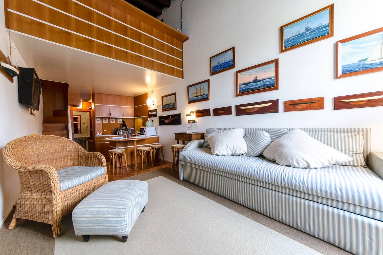 Hintown Stylish Seaview Apartment in Portofino photo 13801128