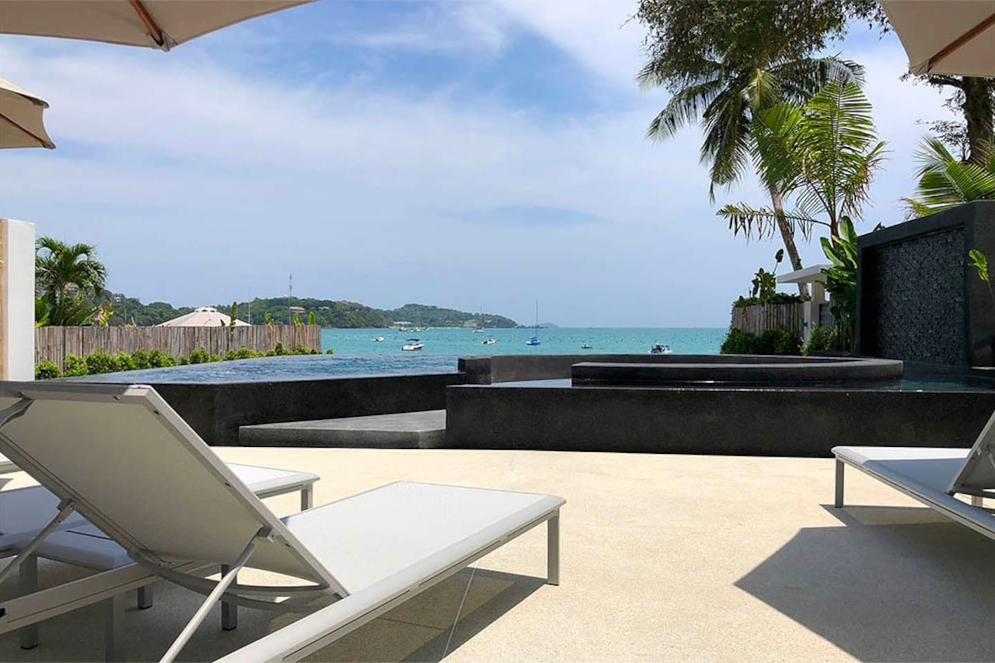 Apartment One in a million 6 BR beachfront amazing Villa photo 23853849