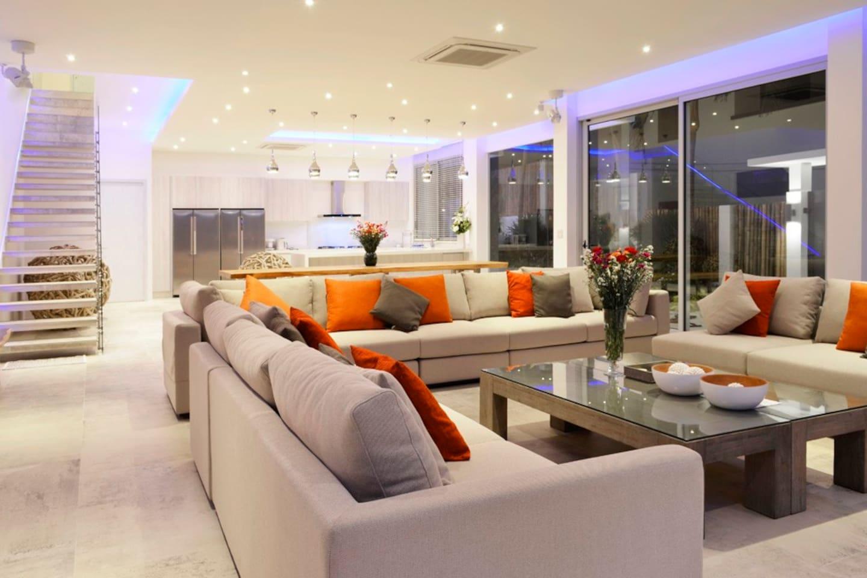 Apartment One in a million 6 BR beachfront amazing Villa photo 25601247