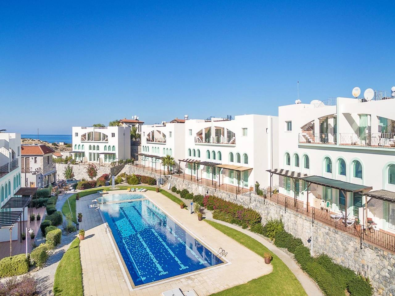 Apartment Joya Cyprus Sun-Kissed Garden Apartment  Free Wifi   Free Welcome Pack  photo 18594870