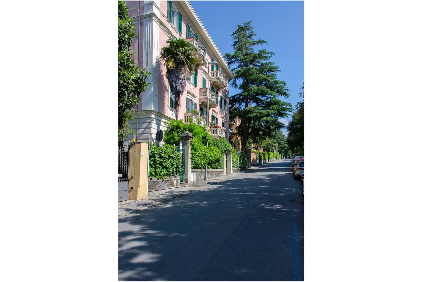 Apartment Hintown Flora Business and Leisure  in Genova photo 18793843