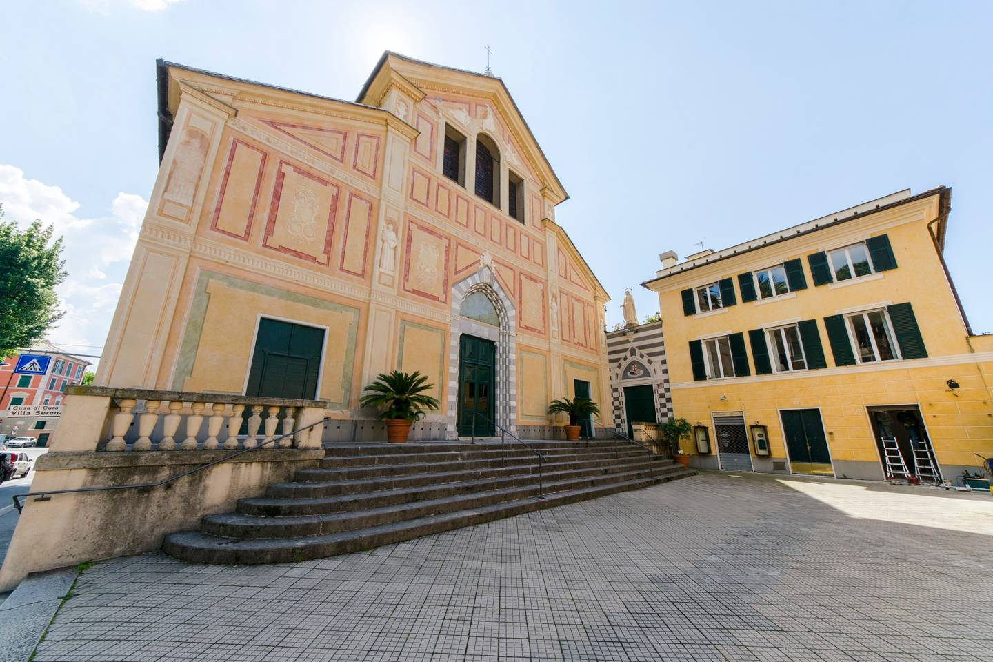Apartment Hintown Flora Business and Leisure  in Genova photo 18613526