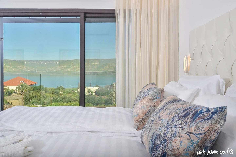 Amazing  modern villa on the sea of Galilee photo 23405820