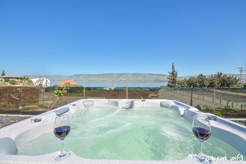 Apartment Amazing  modern villa on the sea of Galilee photo 23405829