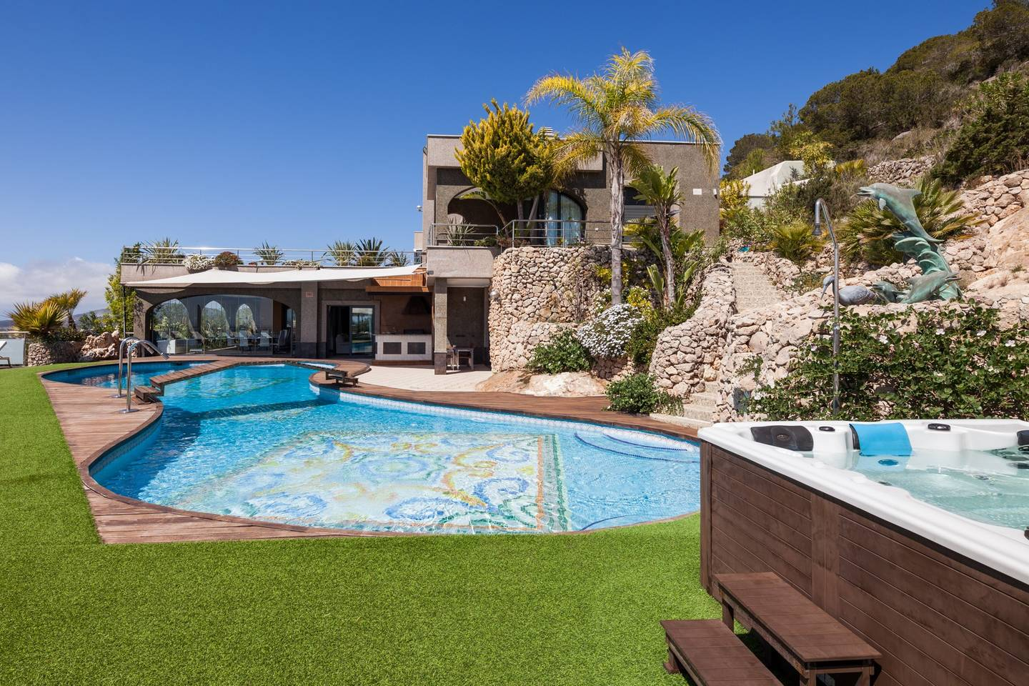 Apartment Amazing luxurious 10 BR Villa with stunning views photo 18630543