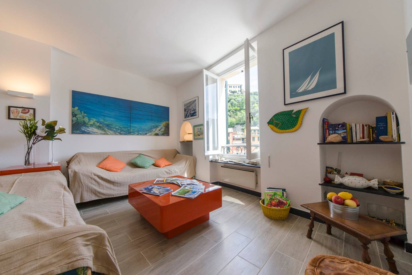 Apartment Hintown  La Finestra sulla Piazzetta a Portofino photo 18397209