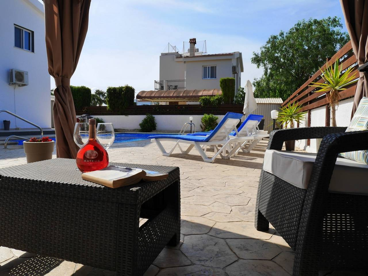 Apartment Villa Mon - 2 Bedroom Villa with Private Pool photo 25653820
