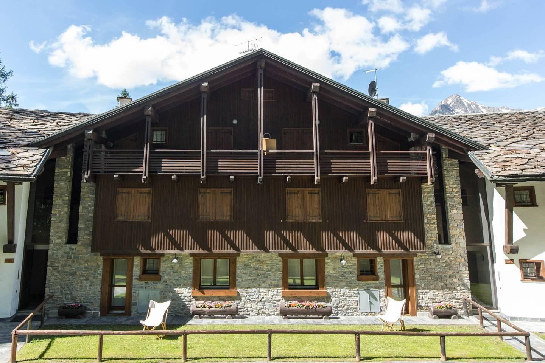 Hintown Courmayeur Imperial Suite Home PlanGorret photo 16015573