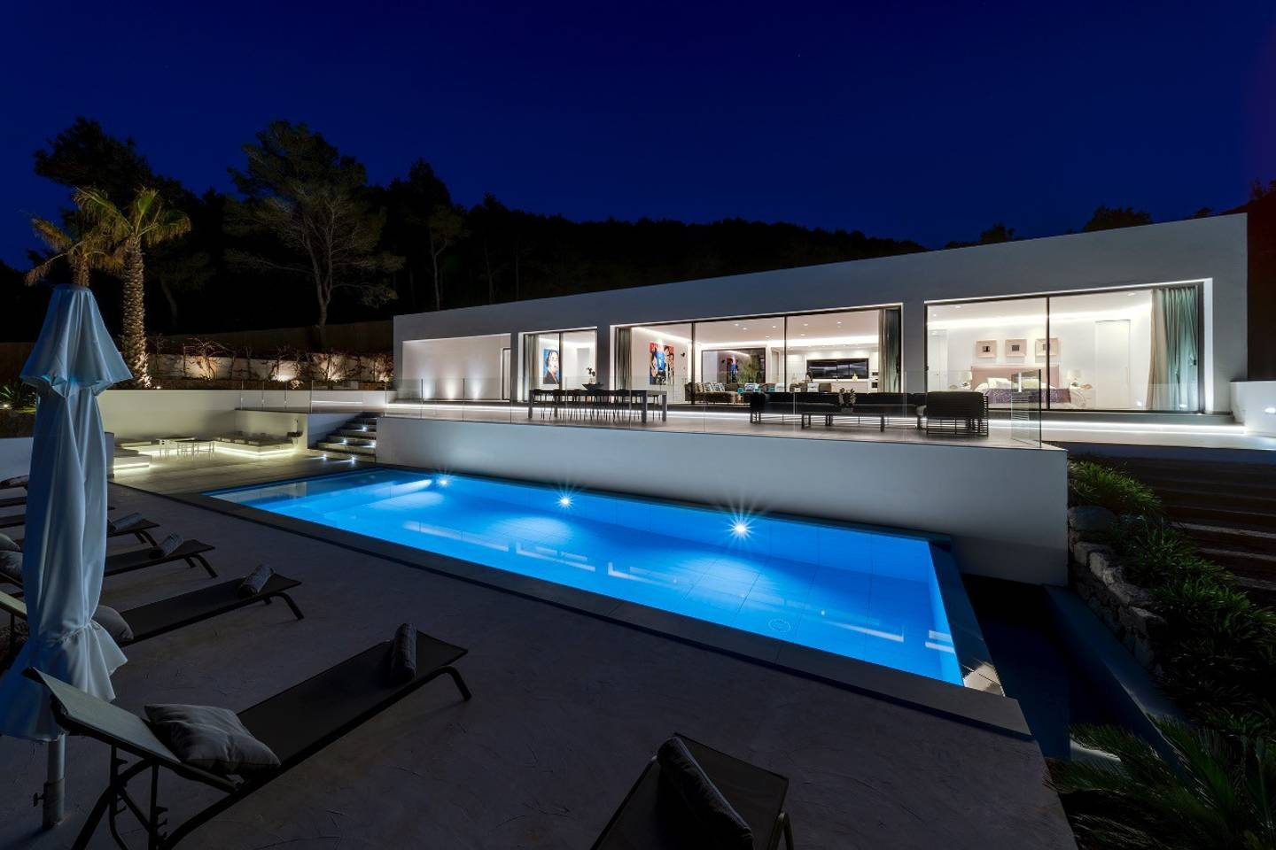 Apartment PERFECT  designer made villa in central ibiza photo 28512143