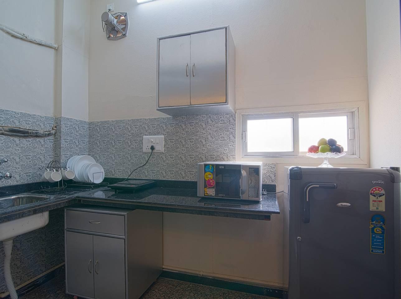 Studio Apartment w kitchen @ Central Gurugram photo 19371617