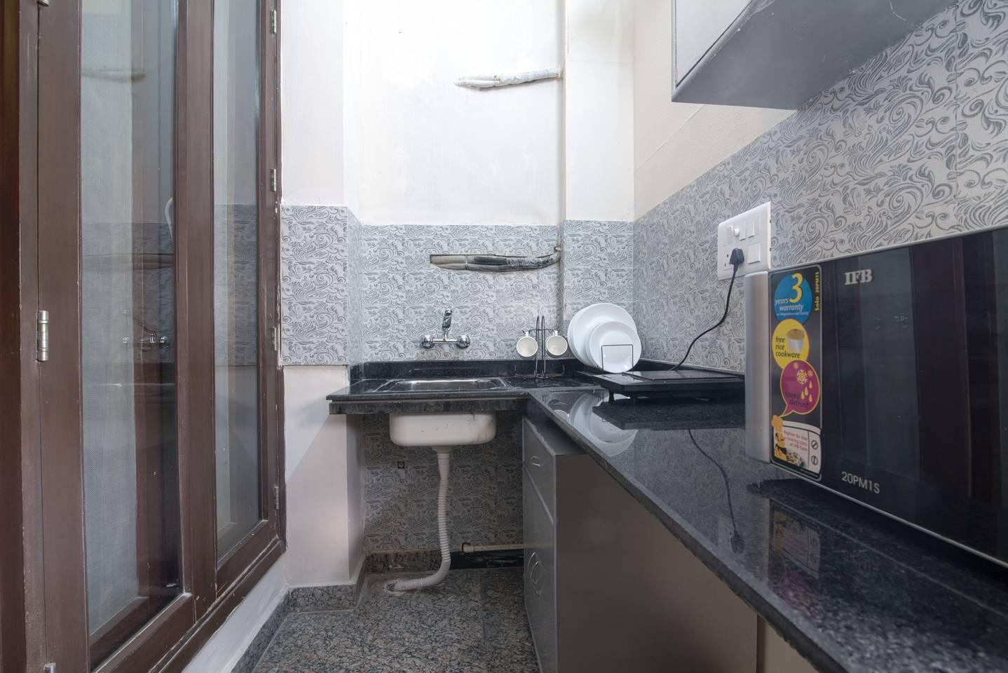 Apartment Studio Apartment w kitchen   Central Gurugram photo 19287352