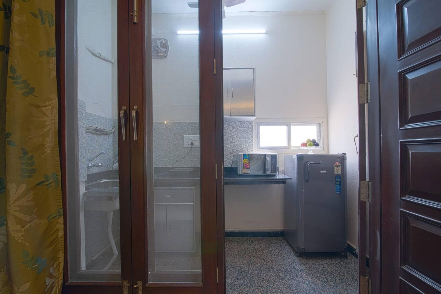 Apartment Studio Apartment w kitchen   Central Gurugram photo 19118370