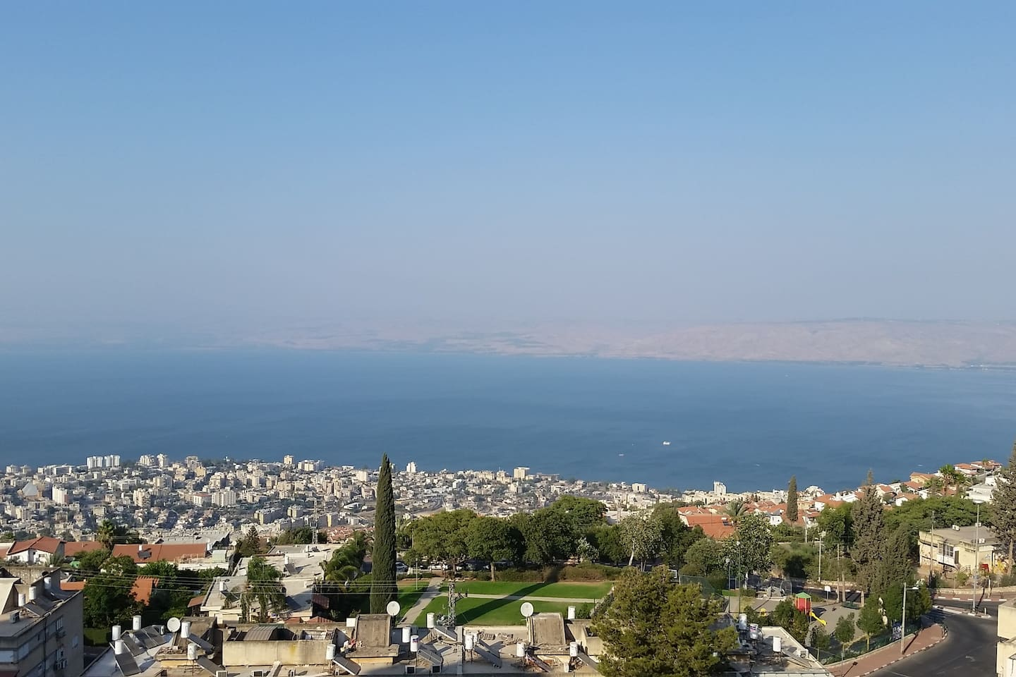 Apartment Amazing Sea of Galilee View Room photo 25936036
