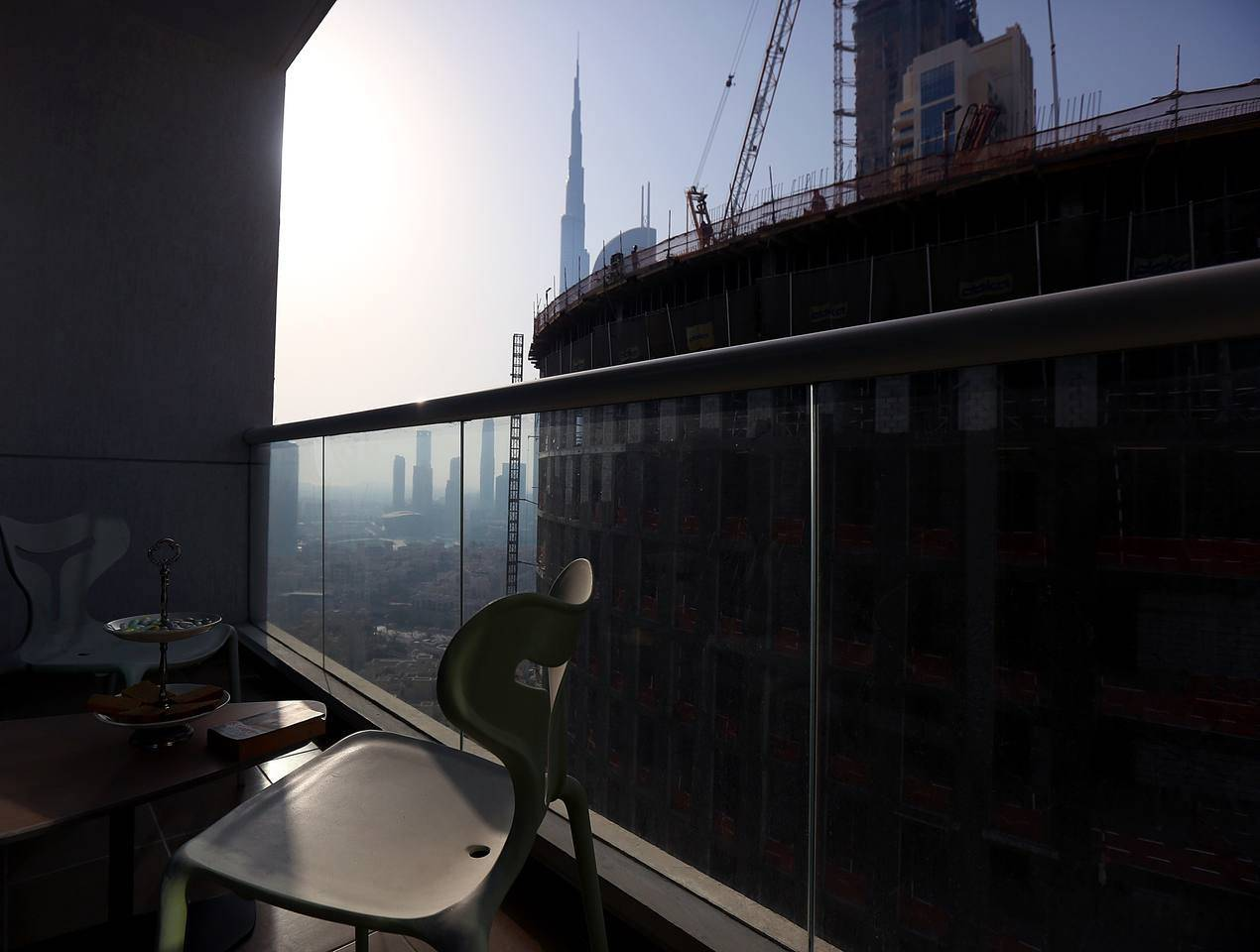رزرو آپارتمان در برج النجوم شهر دبی