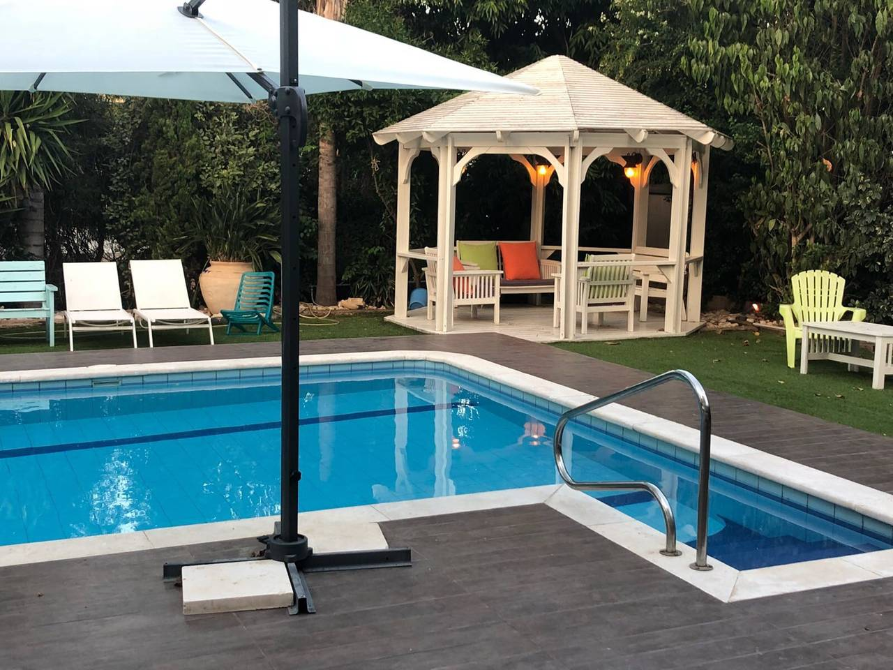 Apartment Amazing big villa with elevator and pool photo 25978616