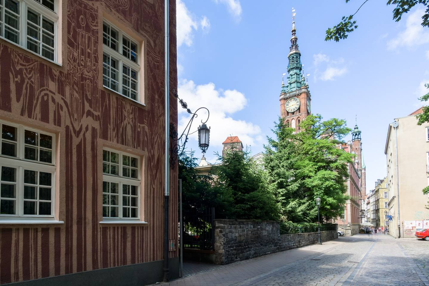 Apartment Apartment Ogarna Swing in the Old Town Gdansk photo 18441414