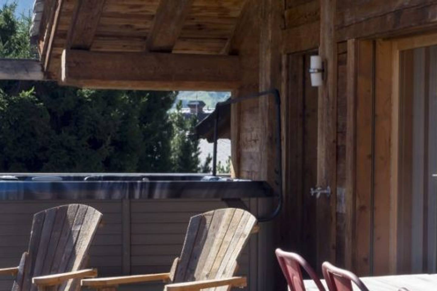 Apartment Fabulous Chalet with Private Chef  fully catered  photo 25571939