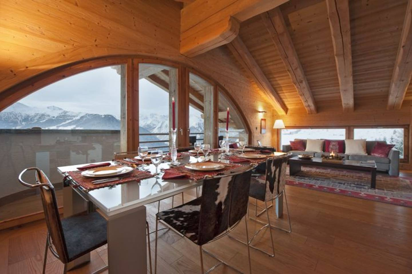 Apartment Spacious apartment with a breath-taking view photo 25978179